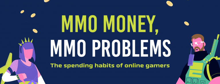 The Spending Habits of MMO Gamers