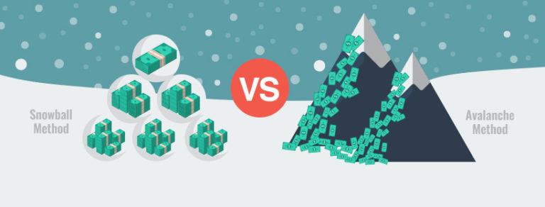 Debt Repayment Methods: Snowball vs. Avalanche