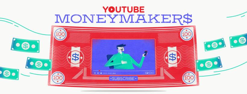 YouTube Moneymakers