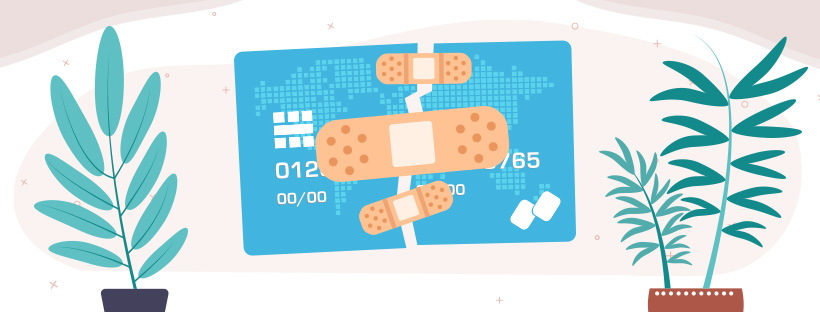What to do when you max out your credit card