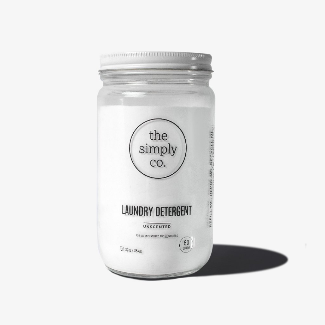 The Simply Co Laundry Detergent Powder