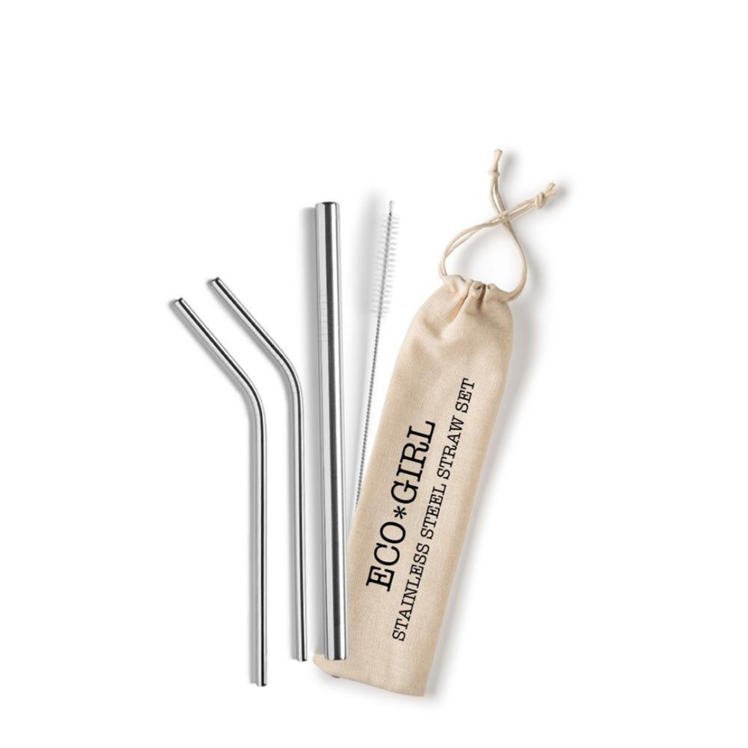 Eco Girl Straws