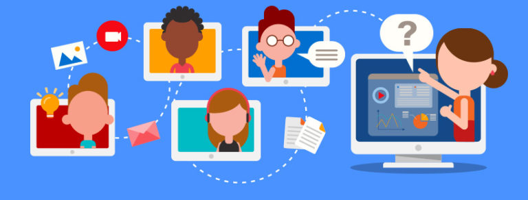 12 Virtual Classroom Tips for Teachers, Students and Parents