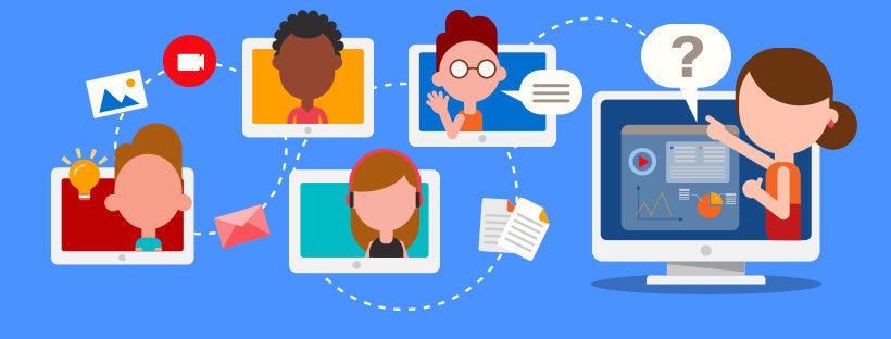 12 Virtual Classroom Tips