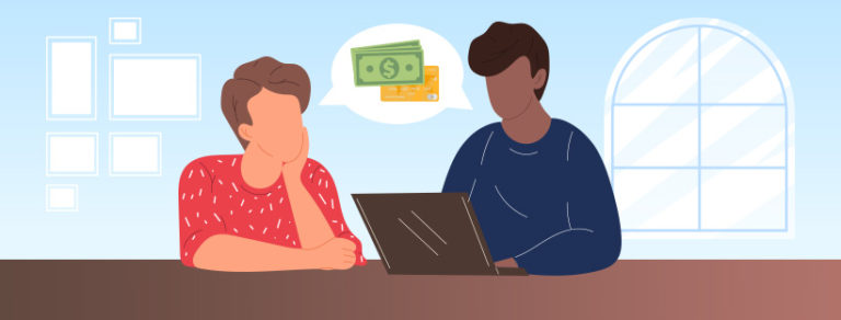 Transferring a Credit Card Balance to your Partner