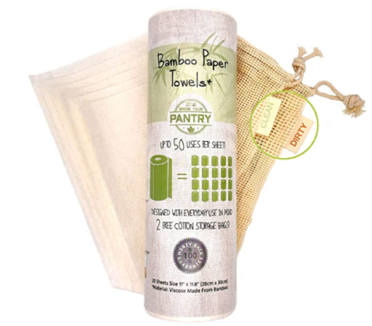 Green Green Shop Bamboo Towels