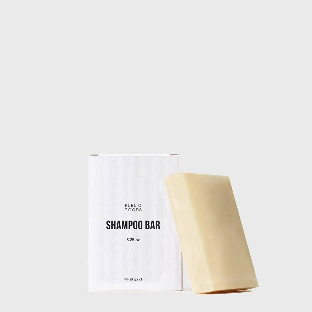 Public Goods Shampoo Bar