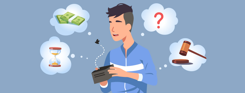 8 Reasons Not To File Bankruptcy