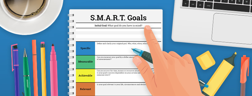 Create S.M.A.R.T. Goals With Our Free Worksheet