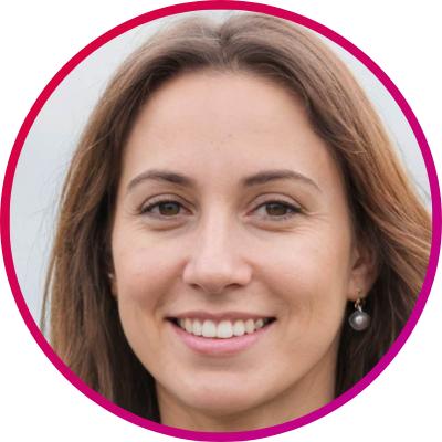 Debt-free influencer Anna Barker