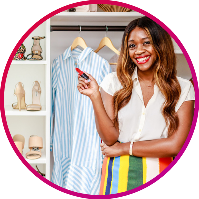 Debt-free influencer Alicia Tenise