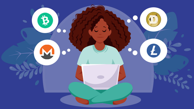 Cryptocurrency 101: 4 Types You Should Know