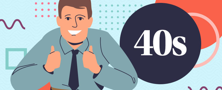 Money Advice for Your 40s