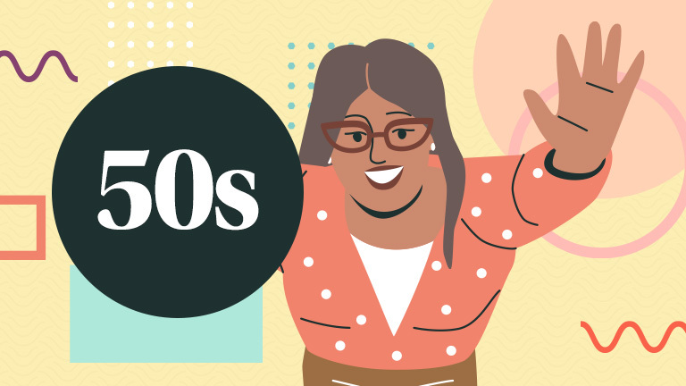 Money Advice for Your 50s