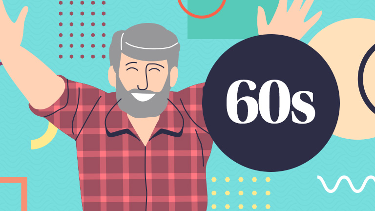 Money Advice for Your 60s and Beyond
