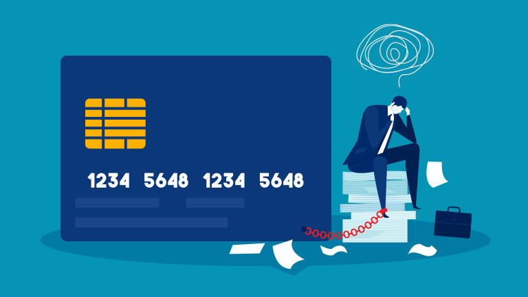 6 Reasons You're Stuck in Debt
