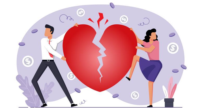 Keep Finances Healthy During a Divorce Blog