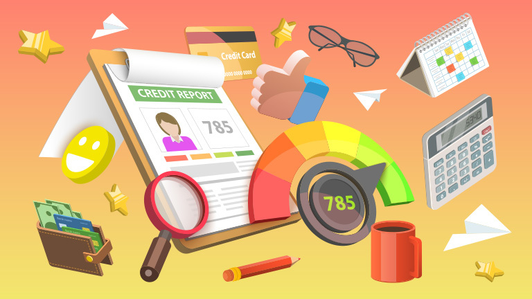 Credit Score Breakdown: Know the Anatomy of a Credit Score