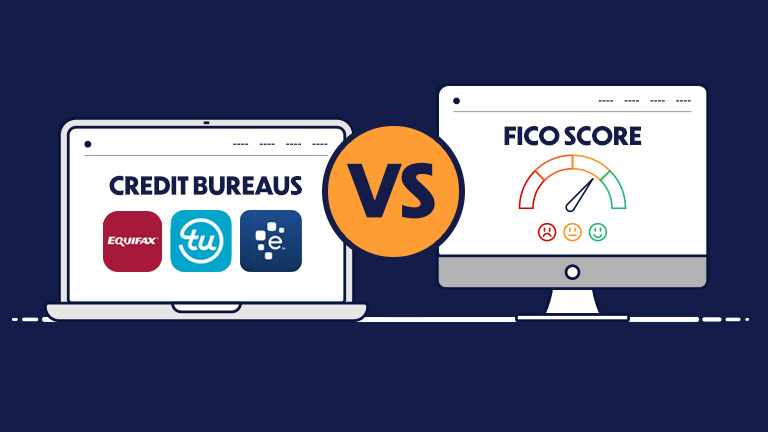 Difference Between FICO® Score and Credit Score