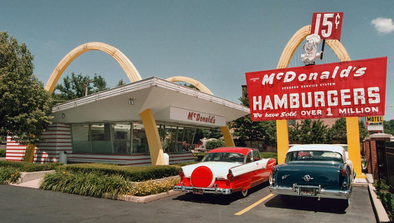 Original McDonald's Store